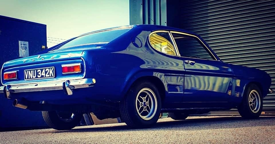 1972 Ford Capri Mark 1 For Sale (picture 6 of 6)