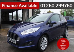 Picture of 2015 FORD FIESTA 1.5 TITANIUM TDCI 3DR For Sale