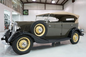 Picture of 1933 Ford Model 40 V8 Deluxe Phaeton For Sale