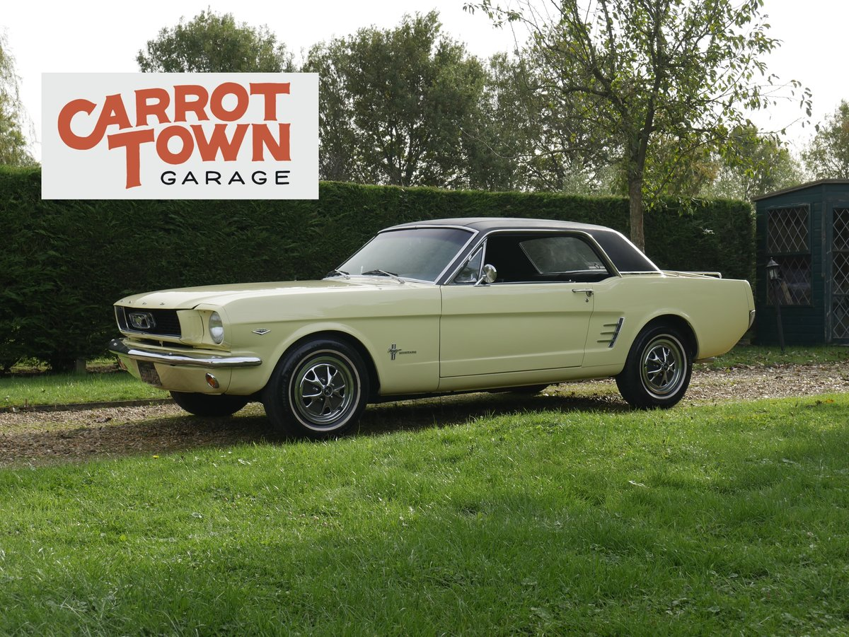 1965 ford Mustang 289 V8 Manual ** Fully Restored Manual Mus For Sale (picture 1 of 6)