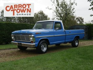 1969 Ford F100 Long Bed Pick Up Truck V8 Auto **Ful