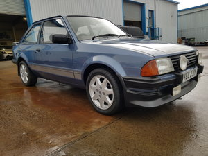 Picture of 1983 Ford Escort RS1600i - 1 Years MOT
