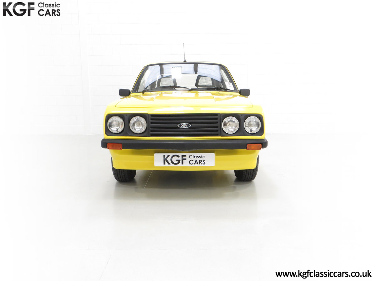 1977 A Genuine Ford Escort Mk2 RS2000 Pre Custom SOLD (picture 2 of 24)