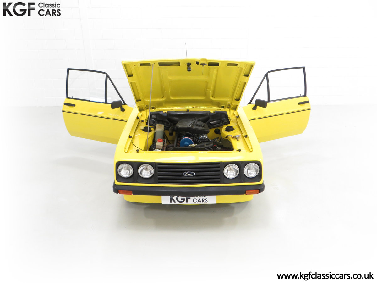 1977 A Genuine Ford Escort Mk2 RS2000 Pre Custom SOLD (picture 3 of 24)