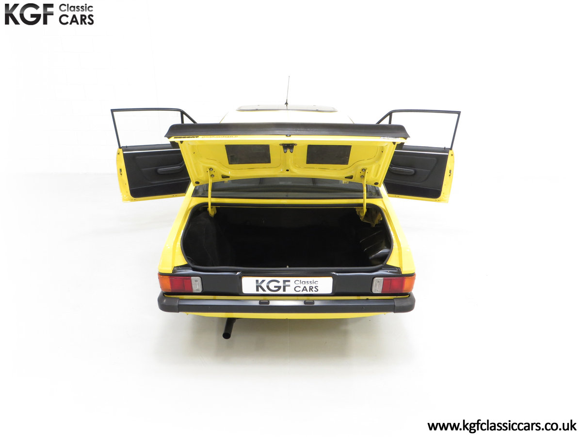 1977 A Genuine Ford Escort Mk2 RS2000 Pre Custom SOLD (picture 8 of 24)