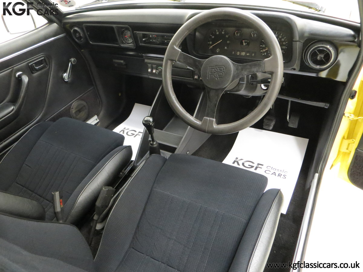 1977 A Genuine Ford Escort Mk2 RS2000 Pre Custom SOLD (picture 18 of 24)
