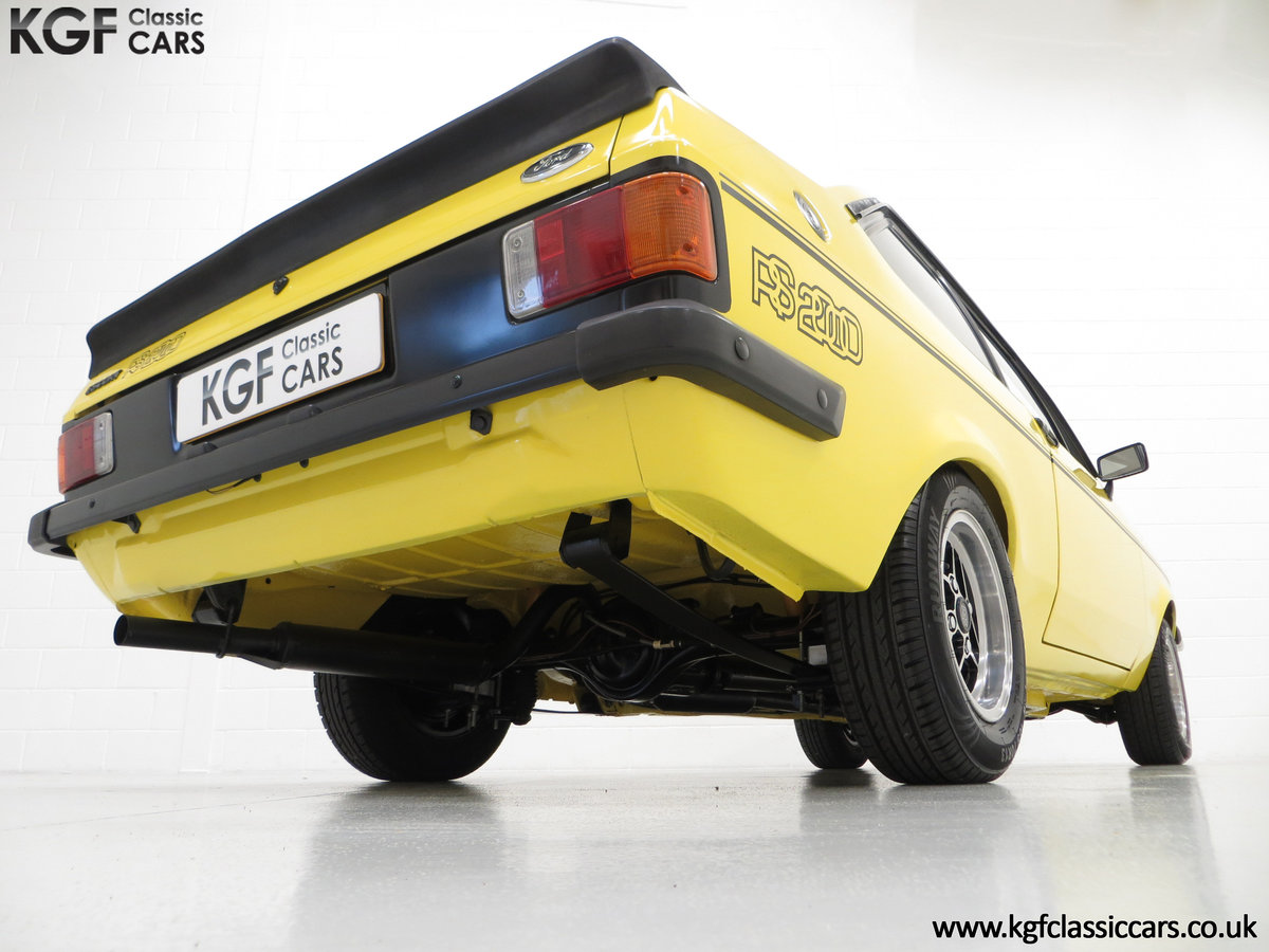 1977 A Genuine Ford Escort Mk2 RS2000 Pre Custom SOLD (picture 22 of 24)
