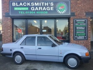 Picture of 1986 ford orion ghia auto