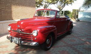 Picture of 1948 Ford V8 super deluxe convertible For Sale
