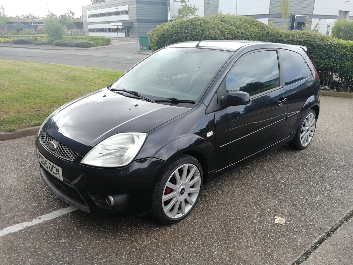 2005 Ford fiesta st 2.0l 16v, long mot & hpi clear SOLD (picture 2 of 6)