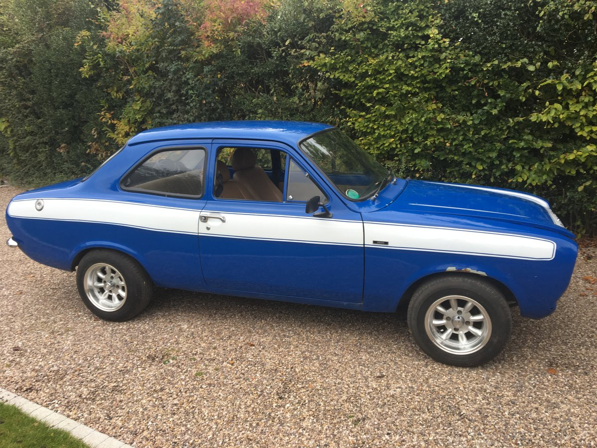 1973 FORD ESCORT MK1 TWO DOOR For Sale (picture 1 of 6)
