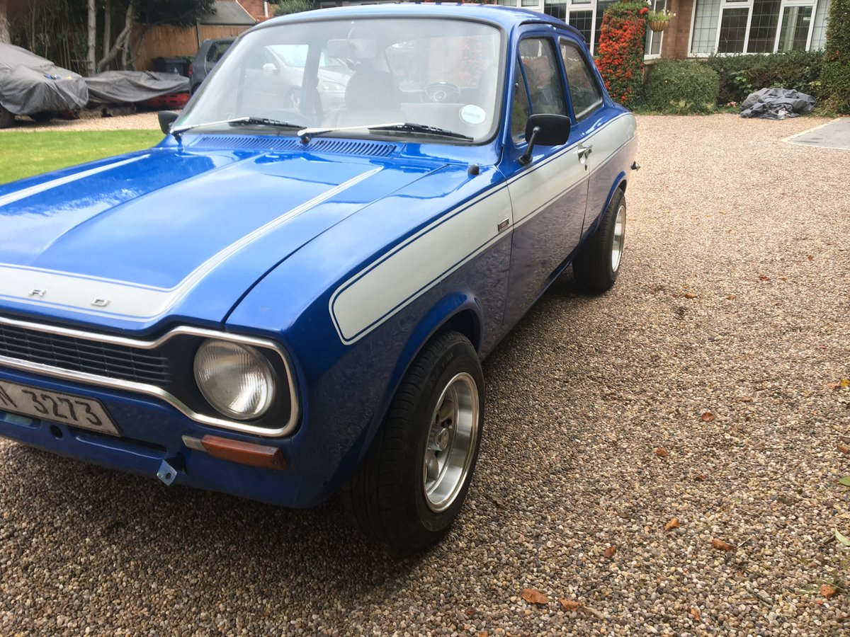 1973 FORD ESCORT MK1 TWO DOOR For Sale (picture 3 of 6)