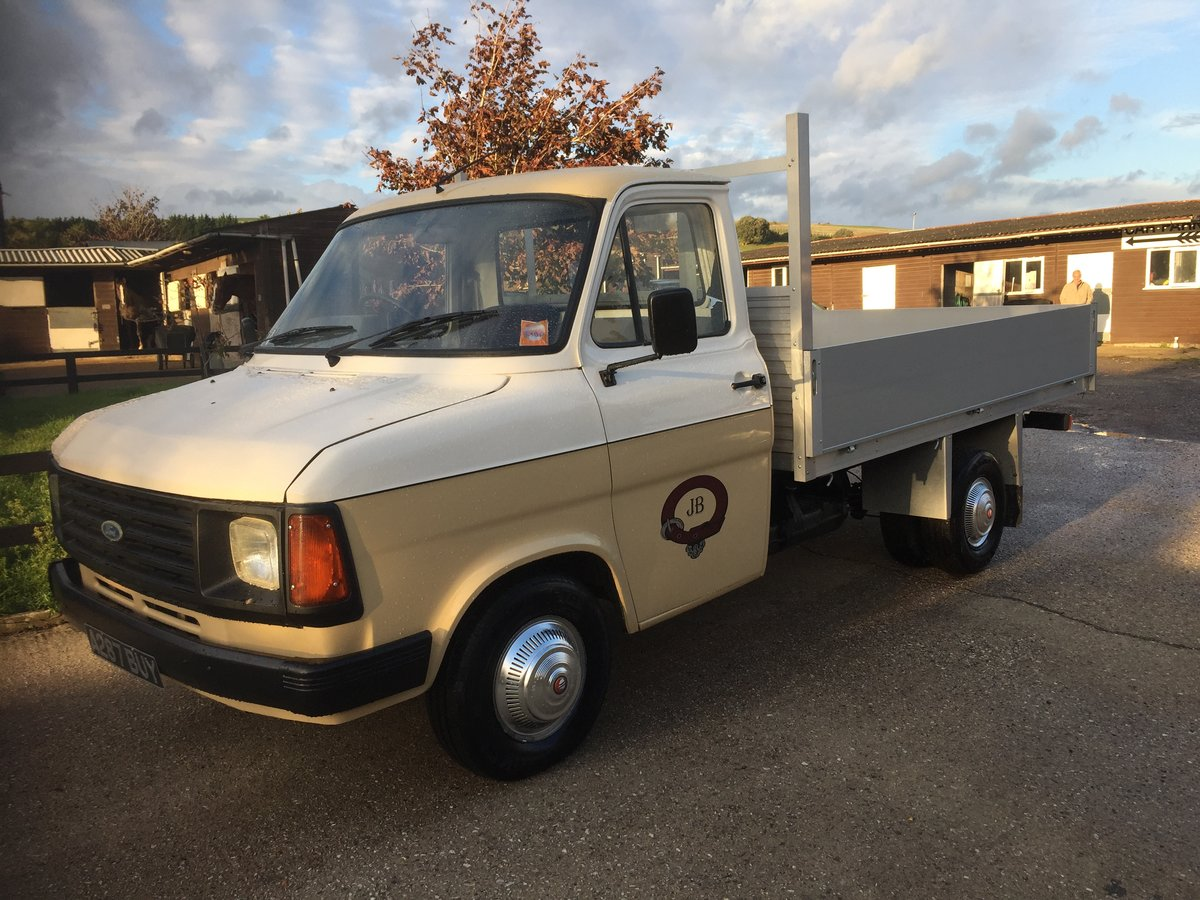 1983 Ford Transit   For Sale (picture 1 of 6)