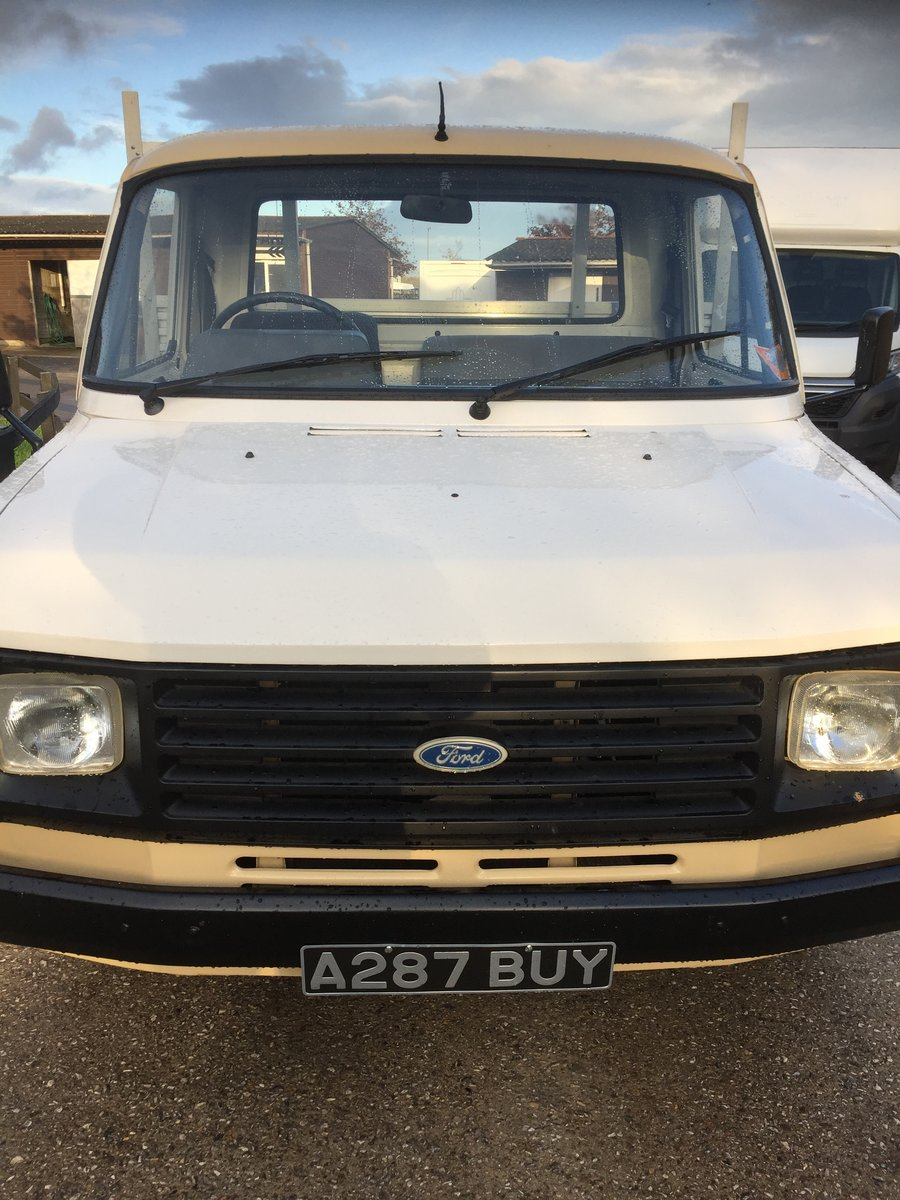 1983 Ford Transit   For Sale (picture 6 of 6)