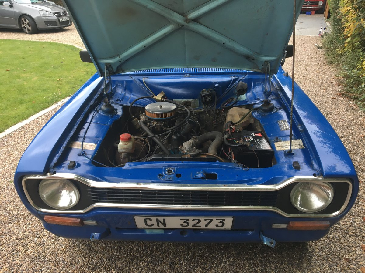 1973 FORD ESCORT MK1 TWO DOOR For Sale (picture 6 of 6)