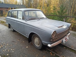 Picture of 1964 Ford Cortina Estate Mk1 Pre-Airflow Deluxe  For Sale