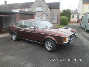 1976 Ford granada mk1 coupe might px for campervan