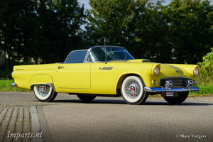 Picture of 1955 Very good Ford Thunderbird V8 Automatic (LHD) For Sale