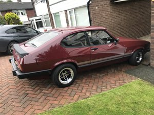 ford capri 1.6 laser mark 3