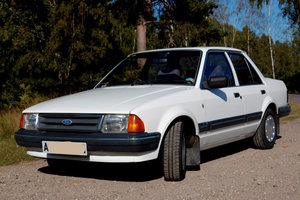 Picture of 1984 Beautiful Ford Orion Ghia 1600 A Reg