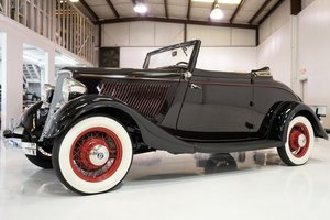 Picture of 1933 Ford Deluxe Model 40 Cabriolet
