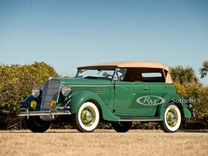 Picture of 1935 Ford V-8 Two-Door DeLuxe Phaeton Custom  For Sale by Auction