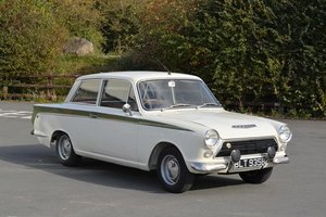 Picture of 1964 Ford Cortina MkI Lotus