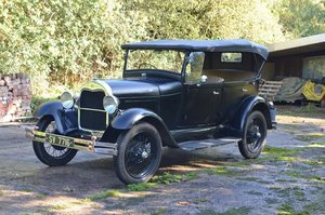 Picture of 1929 Ford Model A 24hp Phaeton