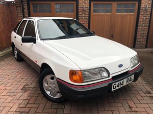 Picture of 1990 Ford Sierra 1.8 LX at ACA 7th November
