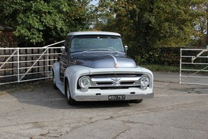 Picture of 1956 Ford F100 Pick Up, Real American Custom, 350 V8 Crate Engine
