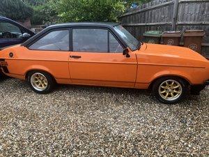 Picture of 1981 Ford Mk2 Escort 1600 sport