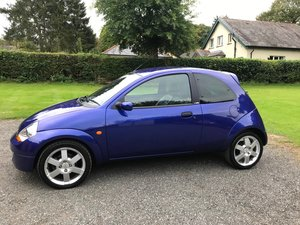 Picture of 2008 FORD SPORTKA SE IN BLUE 1 OWNER JUST 30K VERY RARE! SOLD