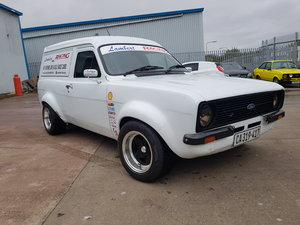 1975 Ford Escort Mk2 Van - Mazda Rotary Turbo engine