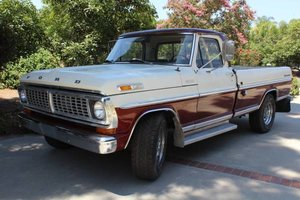 Picture of 1970 Ford Pickup, Ford 250 For Sale