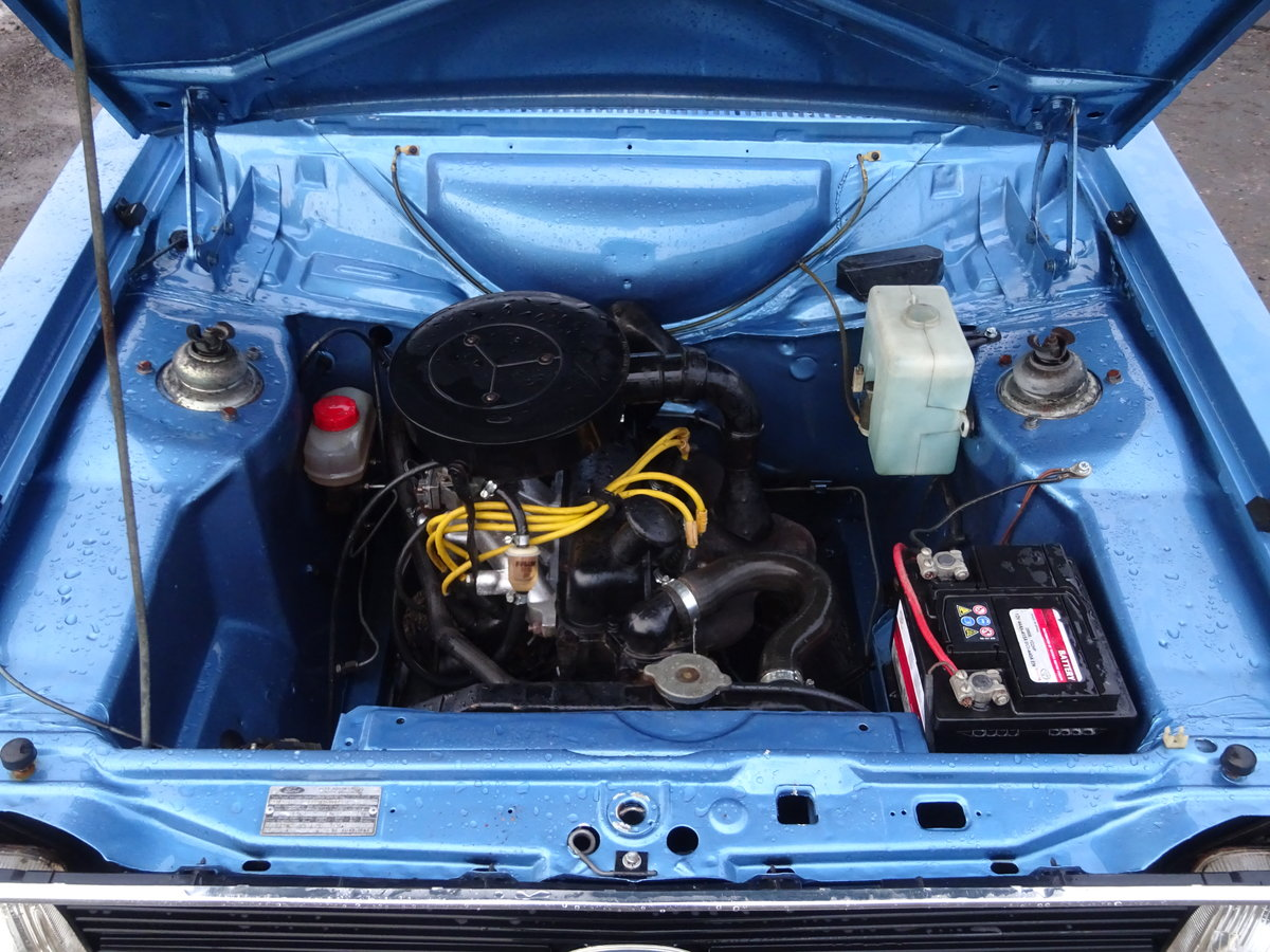 1976 Escort Mk2 1 Lady Owner 29K miles UK Car For Sale (picture 4 of 6)