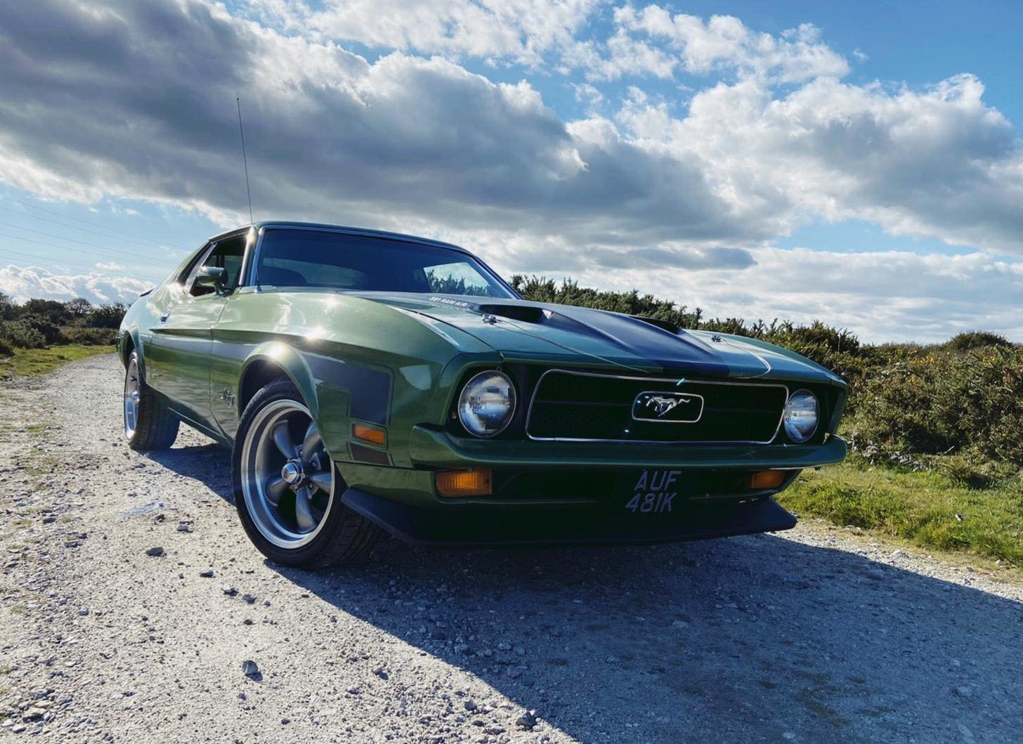 1972 Ford Mustang Grande For Sale (picture 1 of 6)
