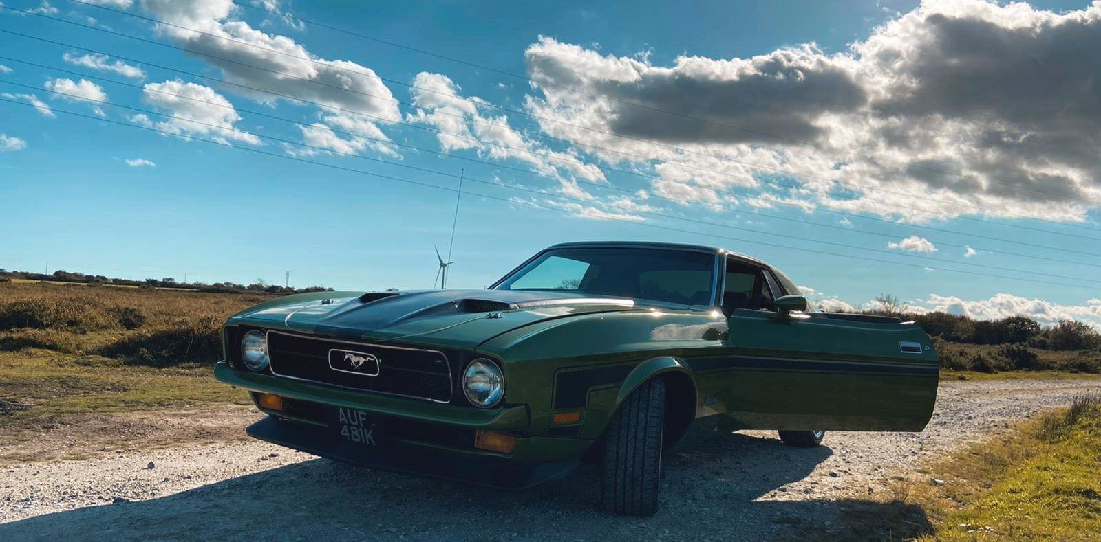 1972 Ford Mustang Grande For Sale (picture 5 of 6)