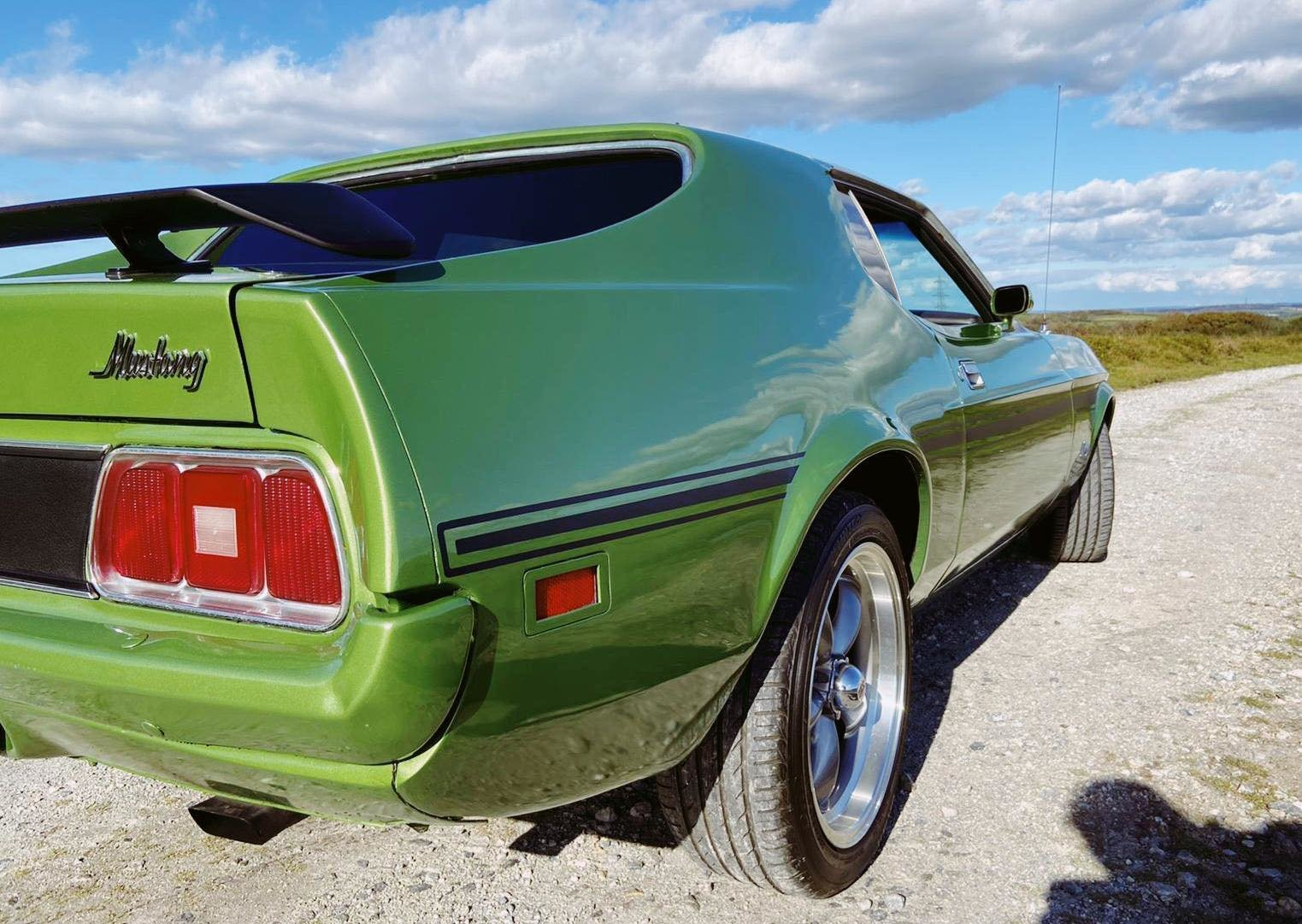 1972 Ford Mustang Grande For Sale (picture 6 of 6)