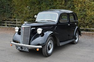 Picture of 1948 Ford Prefect E93A Saloon