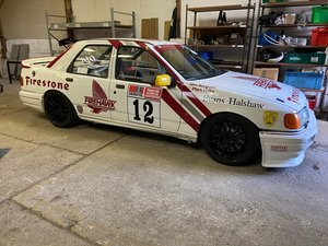 Picture of 1989 Ford Sapphire Cosworth Firestone Saloon