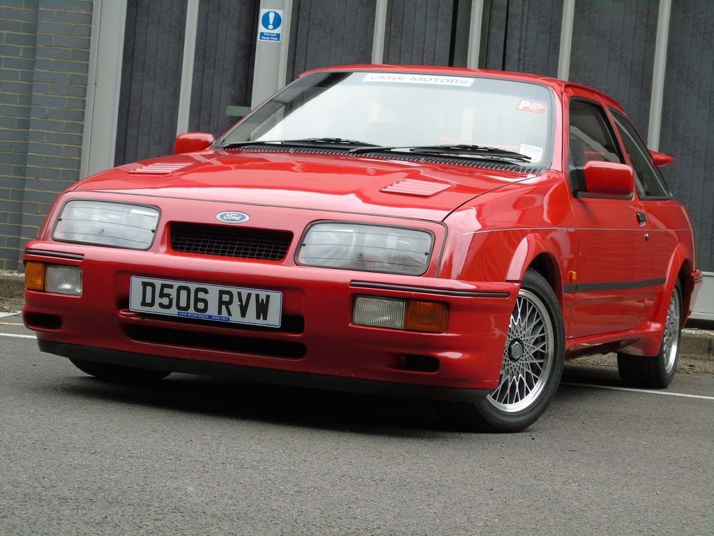 1986 Ford Sierra 2.0 LITRE RS COSWORTH  For Sale (picture 1 of 10)