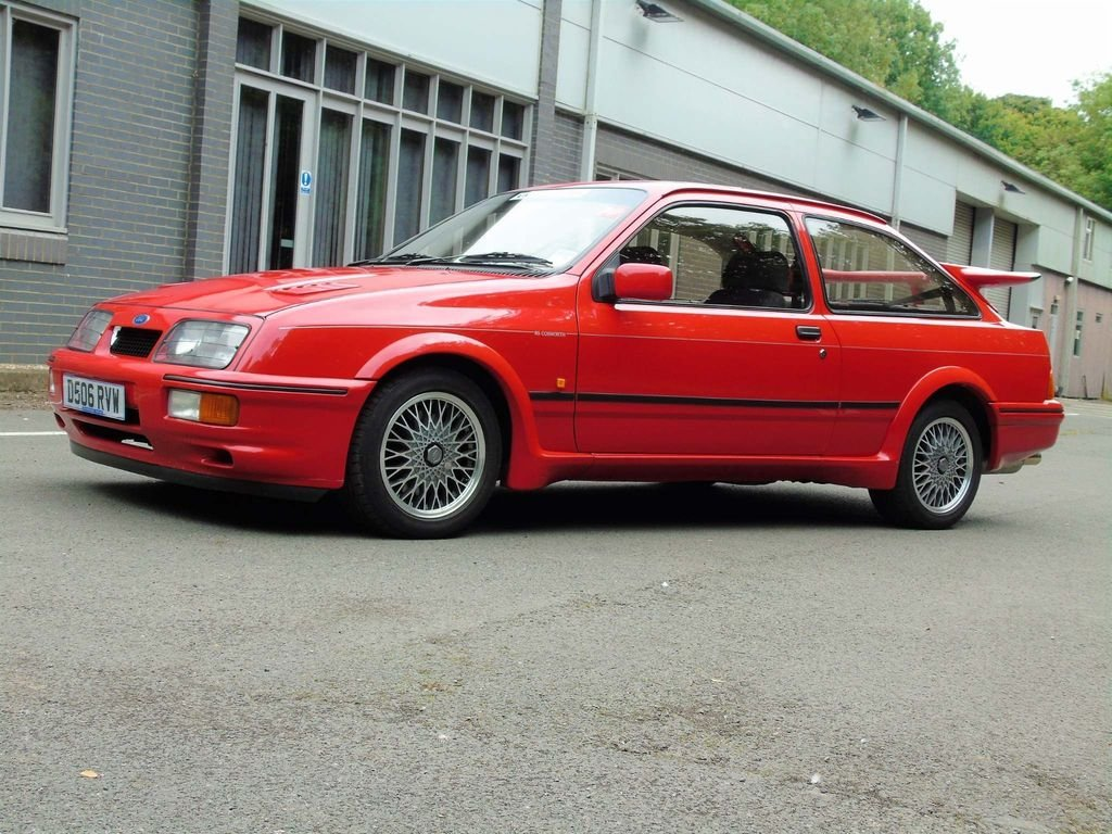 1986 Ford Sierra 2.0 LITRE RS COSWORTH  For Sale (picture 6 of 10)