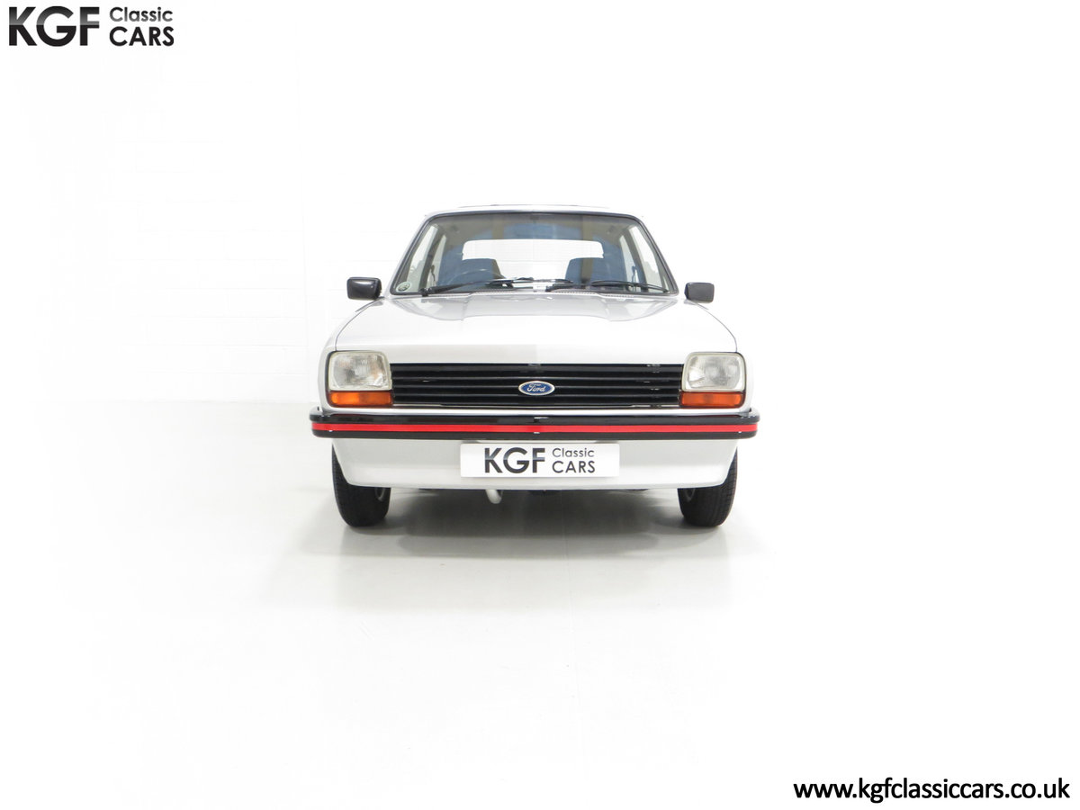 1979 A Ford Fiesta Mk1 Million with Just 25,502 Miles For Sale (picture 3 of 24)