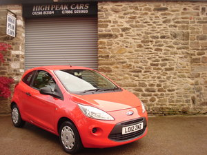 Picture of 2012 12 FORD KA 1.2 STUDIO. 26397 MILES. £30 RFL. For Sale