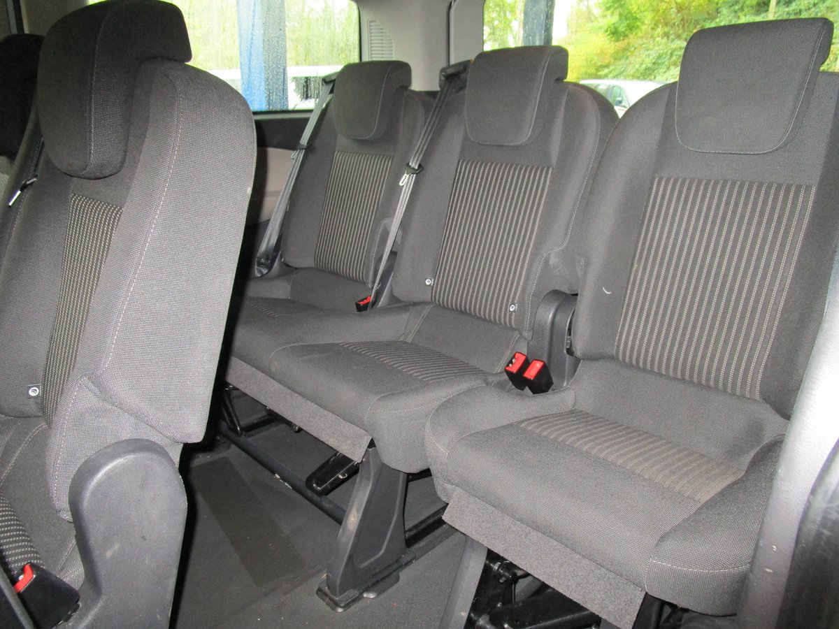 2013 63 FORD TRANSIT CUSTOM TOURNEO 2.0 TDCI 6 SPD MANUAL 9  For Sale (picture 4 of 6)