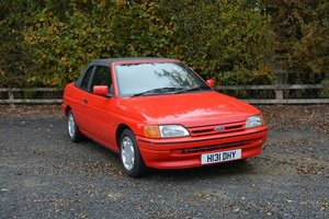 Picture of 1991 Ford Escort Cabriolet