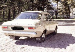 Picture of 1970 Mk1 Ford Escort