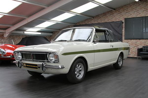 Picture of 1968 Ford Cortina Lotus Convertible by Crayford         For Sale