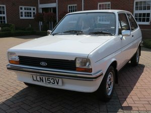 Picture of 1980 ford fiesta 1.1 L