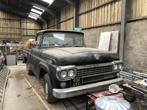 Picture of 1957 Ford f100 pick up